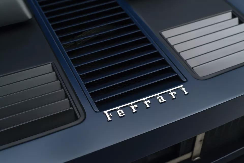 Ferrari 365 GT4 BB de 1975 está aquí para impresionar