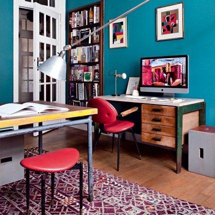 Oficina en casa diseño e inspiración #105