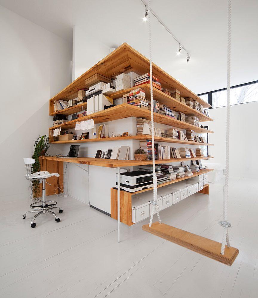 Ideas de decoración para tu oficina en casa #103
