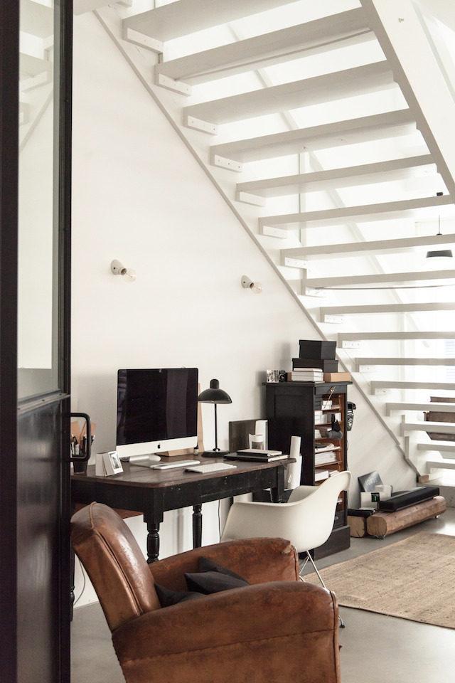 Espacios de trabajo en casa inspiradores 107 el124 for Oficina en casa diseno