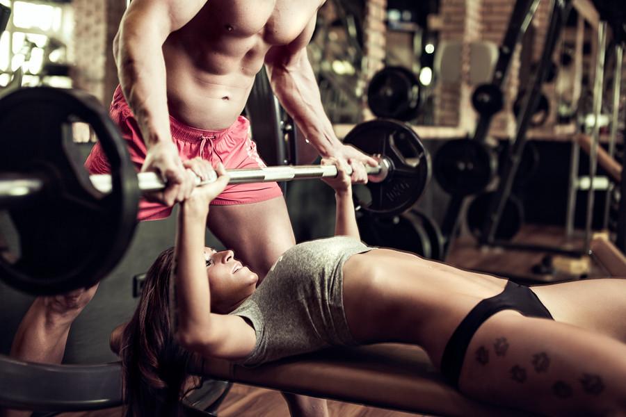 Cómo crecer músculo y verte más esbelto