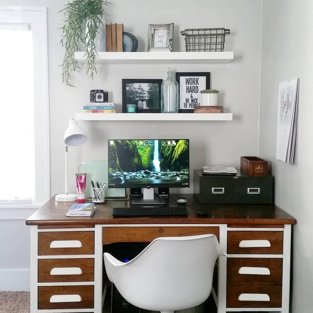 Decoraci n para oficinas en casa 108 dise o de for Decoracion de oficinas en casa