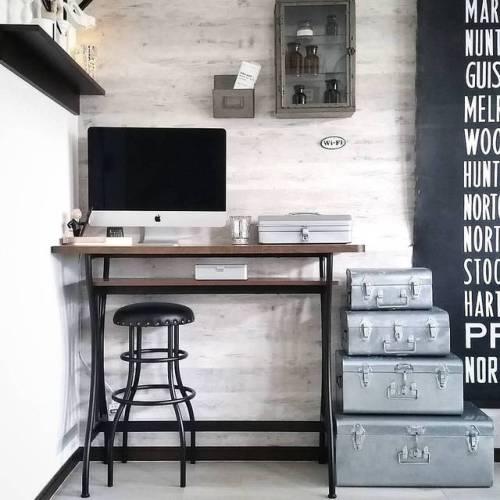 Decoración para oficinas en casa #108