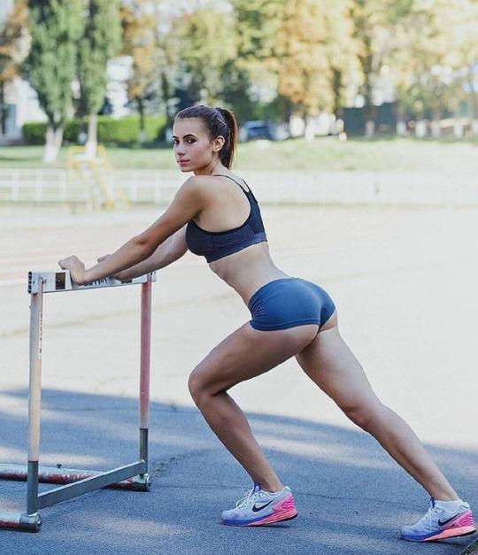 Motivación para el gimnasio con las mujeres más fit del gym