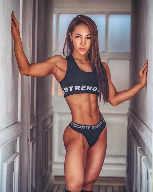 Mujeres fitness para motivar tu rutina esta semana