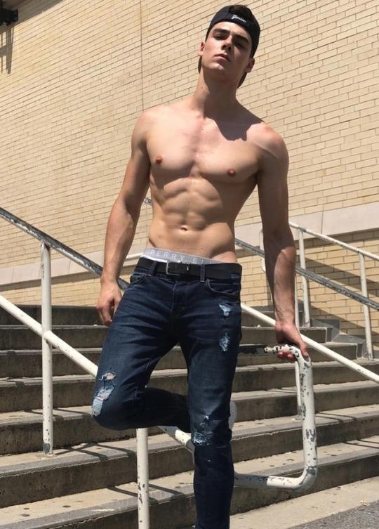 Marcado y en forma el hombre del gimnasio est aqu el124 for Gimnasio gym forma