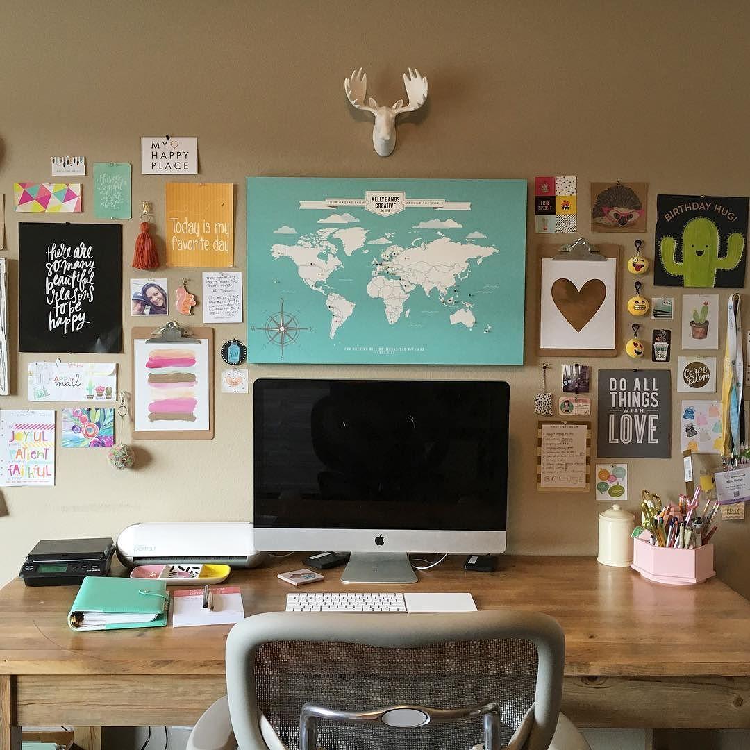 Diseño y decoración de oficinas en casa #111