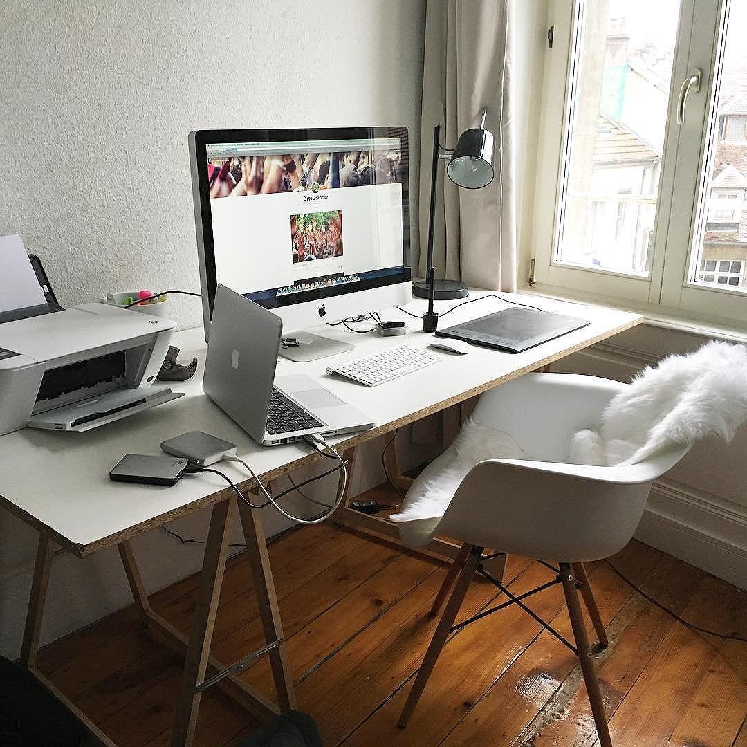 Dise o de interiores para oficinas en casa 109 el124 for Diseno de oficinas en casa