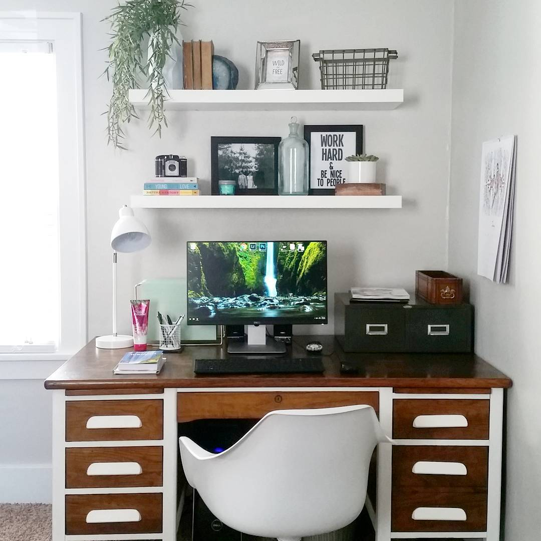 Dise o de interiores para oficinas en casa 109 el124 for Disenos de interiores para oficinas