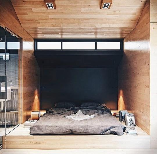 Diseño de Interiores: Habitación