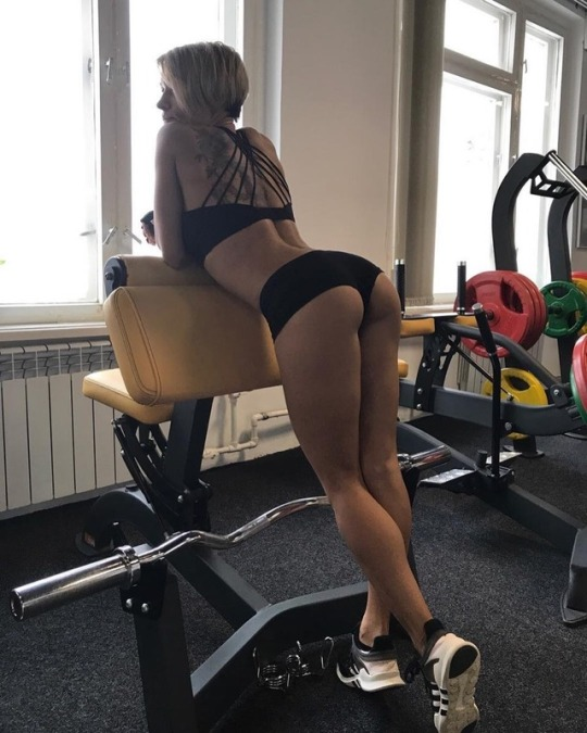 Los mejores cuerpos de las mujeres fitness están aquí