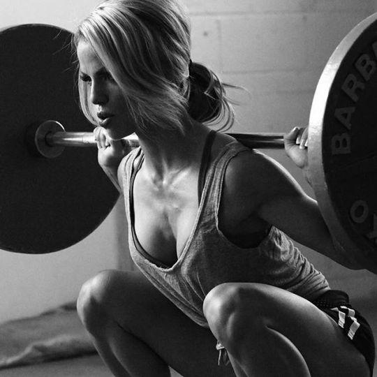 Cerramos el año entrenando con las preciosas chicas del gym