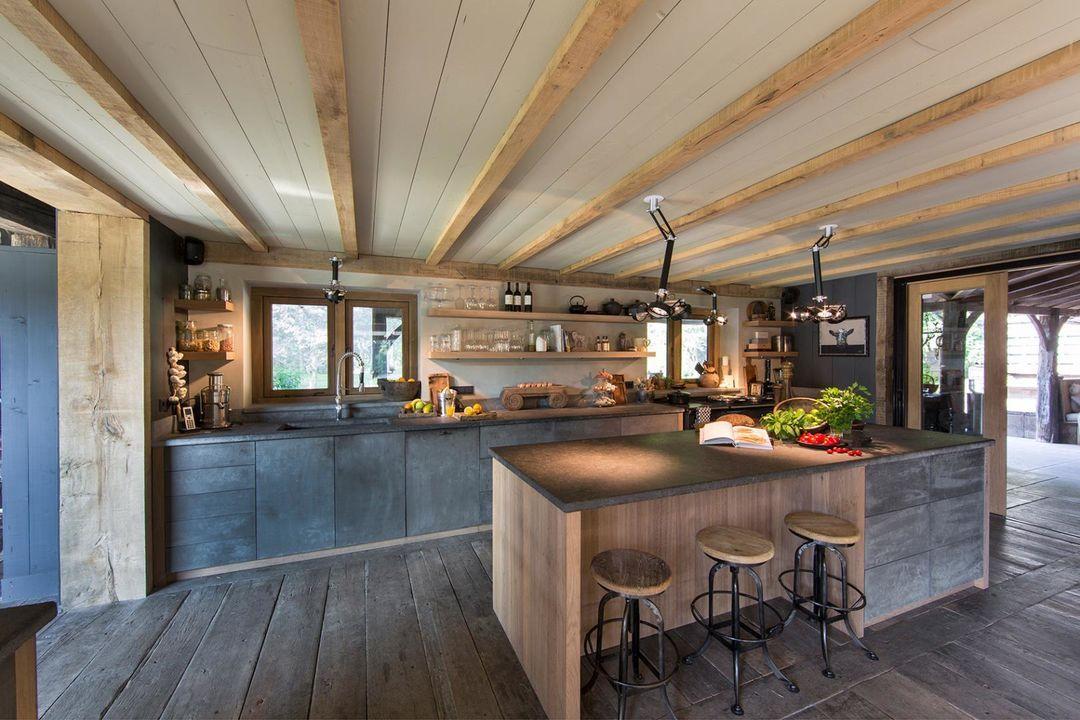 Diseño y decoración de interiores para cocinas