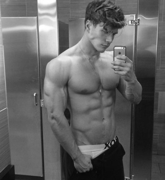 Hombres fitness para motivar