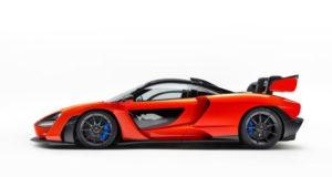 El nuevo e impresionante McLaren Senna esta aquí