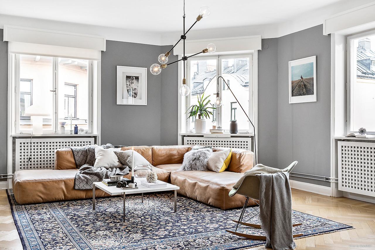 Inspiración para la decoración de tu sala