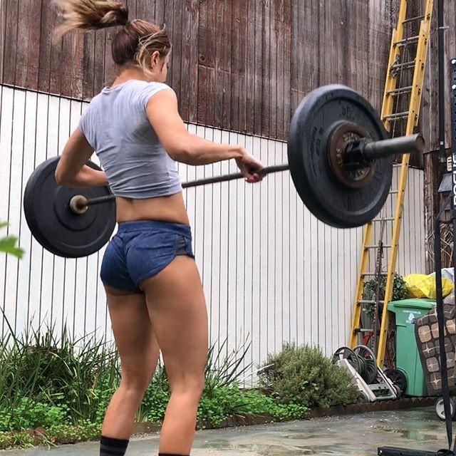 Chicas del gym para motivarte a entrenar