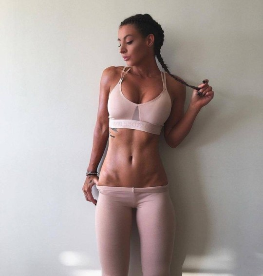 Las Chicas Fitness Más Sexys Del Gimnasio Inspiración