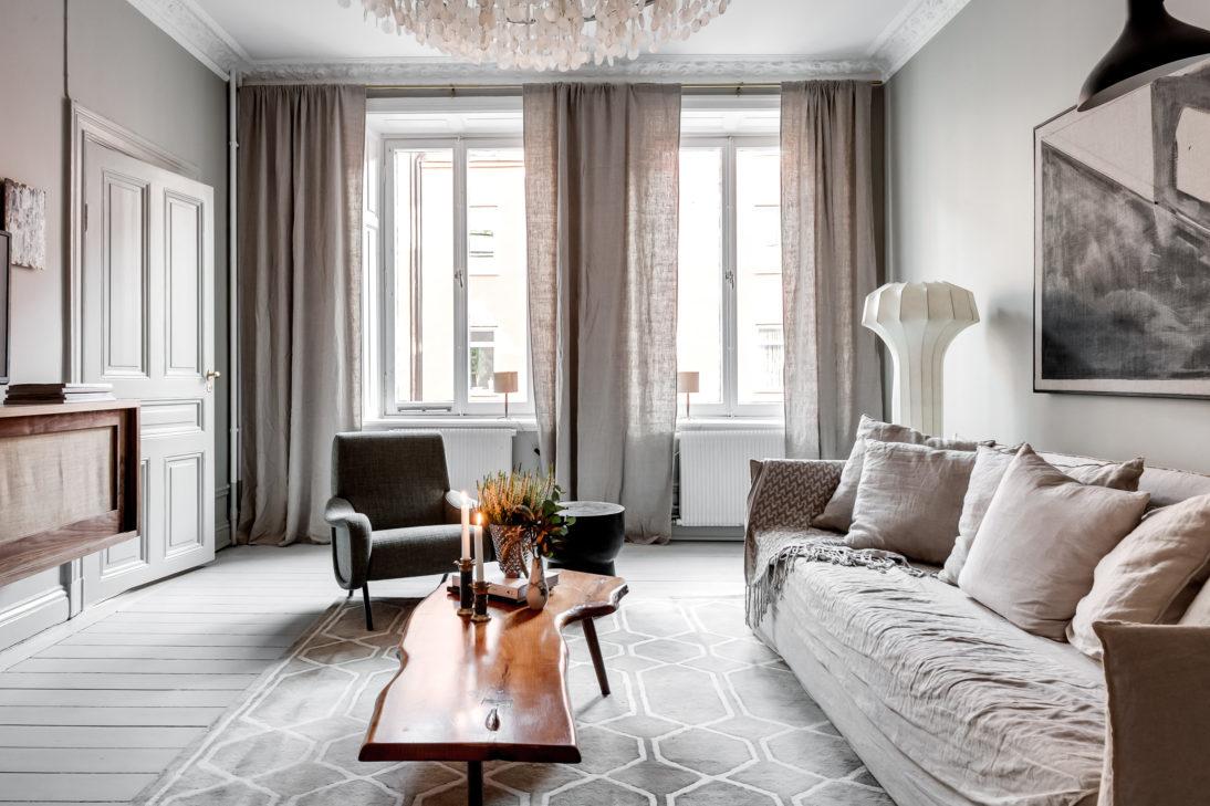 Inspiración para el diseño y decoración de salas modernas