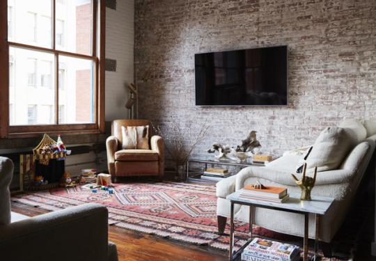 Inspiraci n para el dise o y decoraci n de salas modernas for Decoracion de interiores 2018 salas