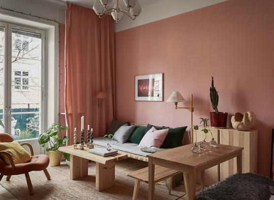 Inspiraci n e ideas para el dise o y decoraci n de salas for Decoraciones interiores de departamentos