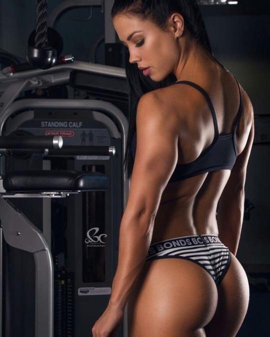 Las Mejores Chicas Fitness Y Sus Cuerpos Increíbles El124