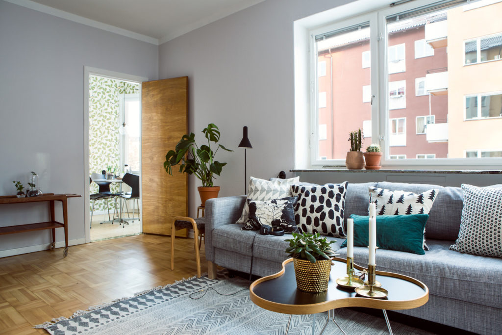 Ideas inspiradoras de salas para tu hogar dise o de for Diseno de interiores para hogar