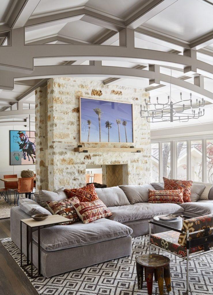 Inspiraci n para el dise o de interiores en el hogar for Diseno de interiores para hogar