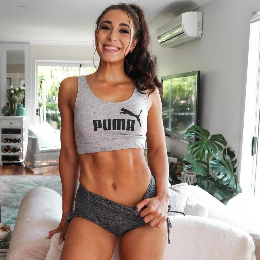 La Mejor Selección De Las Mujeres Más Hot Del Gym El124