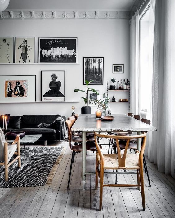 Inspiración Para La Decoración De Interiores En El Hogar