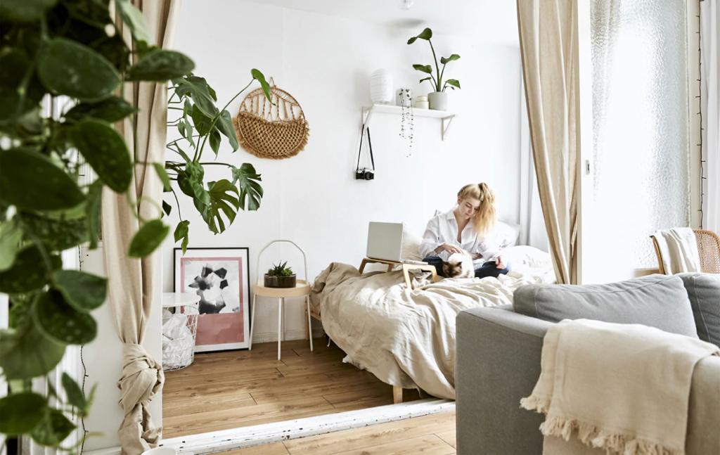 Ideas para la decoración y uso de colores en casa - El124