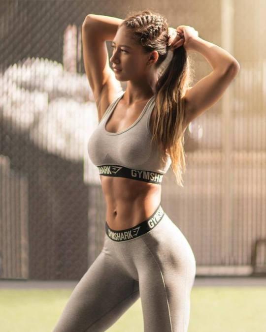 Inspiración fitness con los mejores cuerpos del gimnasio