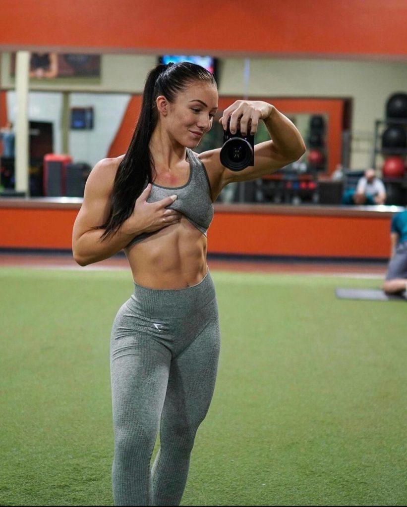 Inspiración y ganas de ir al gimnasio con las más guapas